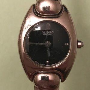 Citizen Quartz Watch - Bangle - Working Condition